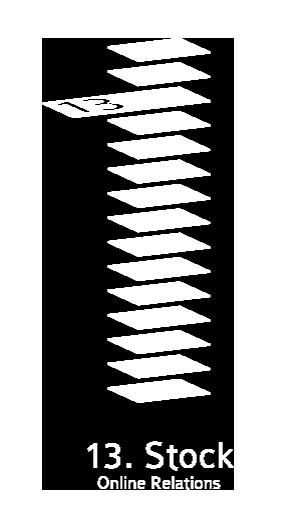 13. Stock Logo